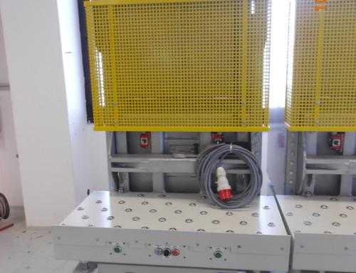 Druckkammer mit Heizelementen